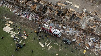 Media 'steered away' from explaining true 'detonation' in Texas