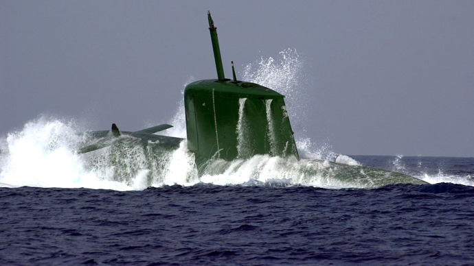 New Israeli submarines can't be 'solely for defensive purposes'