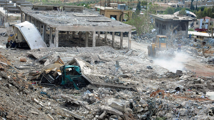 Israel's 'act of war' against Syria – Madness or cold calculation?
