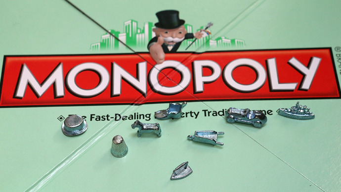 In global Monopoly game there can be only one winner