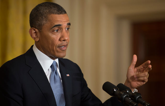 US President Barack Obama.(AFP Photo / Jim Watson)