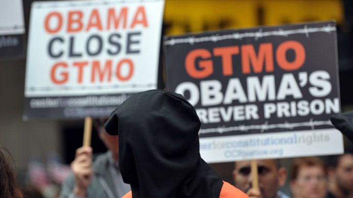 Hunger strikers won't stop until they get a fair trial - former Gitmo inmate