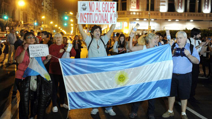 'Democracia K': What's going on in Argentina!?