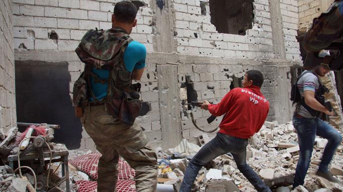 Israel is fighting a regional war in Syria
