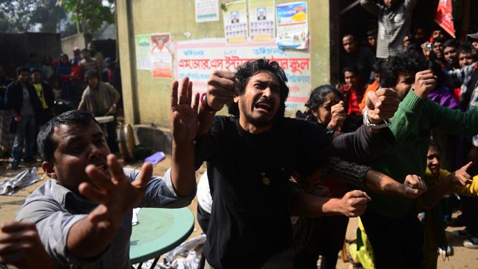 Slave Labor, Wal-Mart and Wahhabism: Bangladesh in turbulence