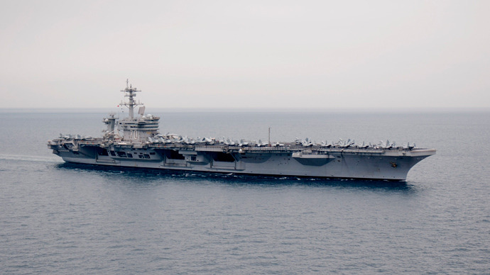 US militarism in Mideast is radicalizing Iran