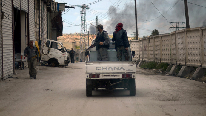 Arming Syrian rebels will fuel 'arms race' – Oxfam