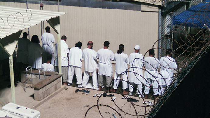 'I cannot force him to stop the hunger strike' - father of Gitmo hunger striker