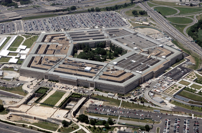 An aerial view of the Pentagon building in Washington (Reuters / Jason Reed JIR / CN)