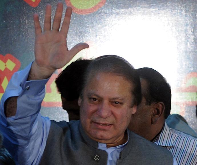 Nawaz Sharif (AFP Photo / Arif Ali)