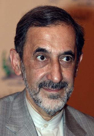 Ali Akbar Velayatii.(AFP Photo / DSK)