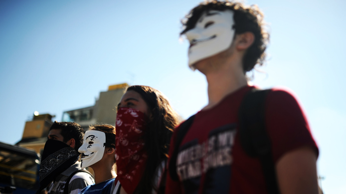 Contest of Masks: Can the path of protest lead Turkey anywhere?