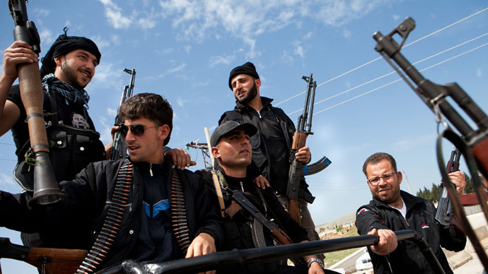 'They are killing each other': Western weapons for Syrian rebels will intensify war