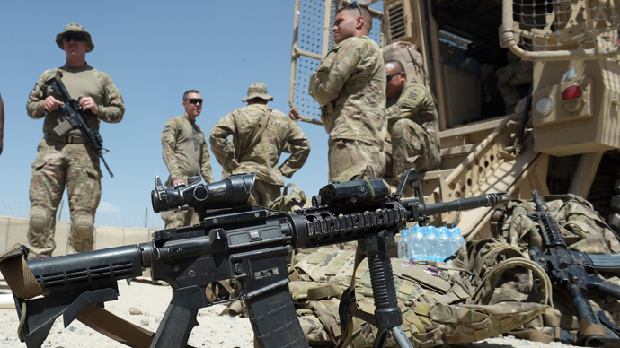 'US military corruption scheme': American army destroys tons of equipment in Afghanistan