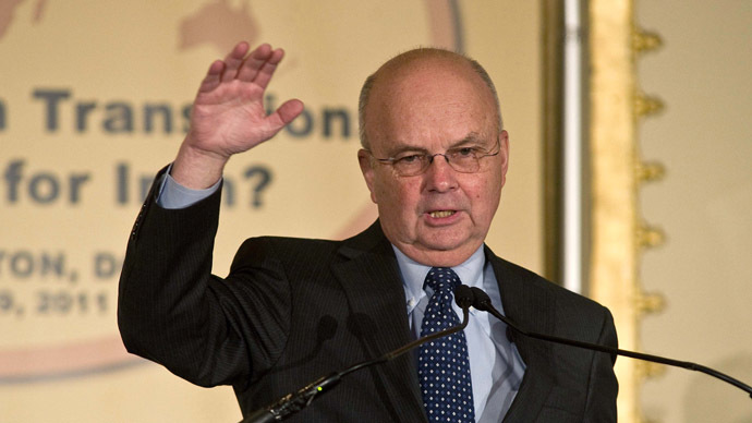 Michael Hayden (AFP Photo)