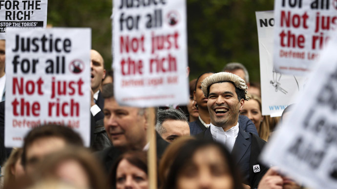 UK austerity: 'Diverting money from poor to rich under guise of economic crisis'