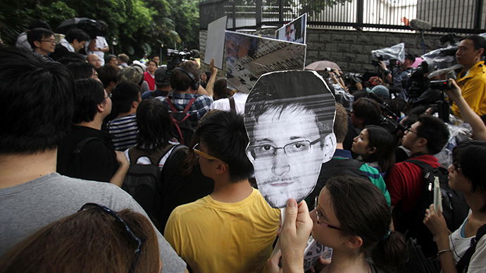 'There's element of panic in US policy towards Edward Snowden'