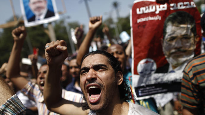 'Egypt coup is just one of many to come'