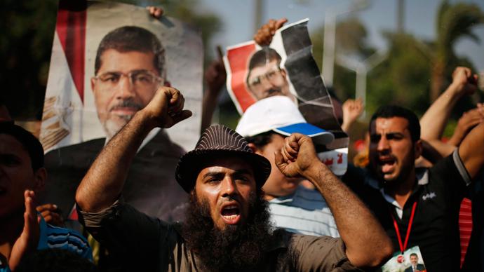 'Washington must acknowledge Egyptian military coup'