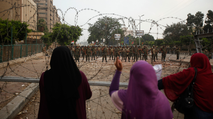 'Knee-jerk reaction of the military in Egypt not bringing democracy closer'