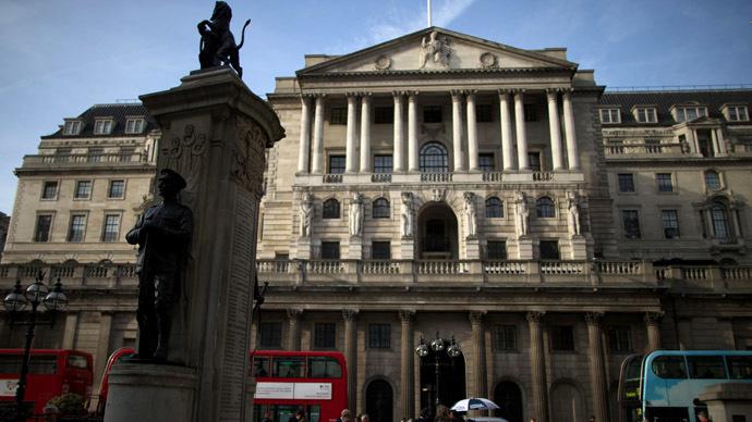 Bank of England's new boss sharpens his teeth