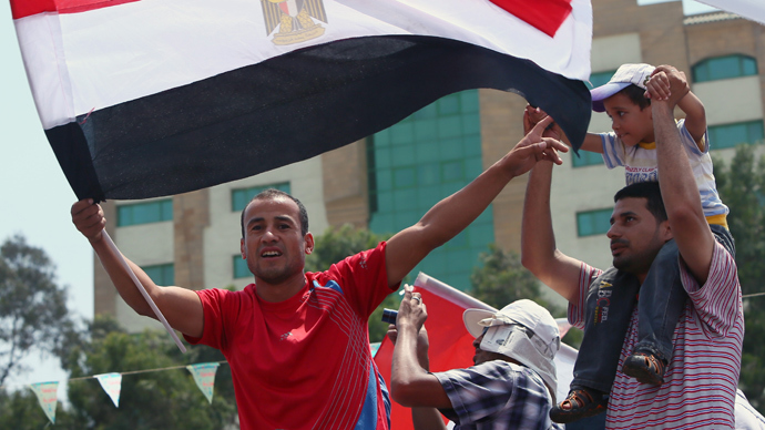 Egypt coup reinstated the old system, which will explode again before year end