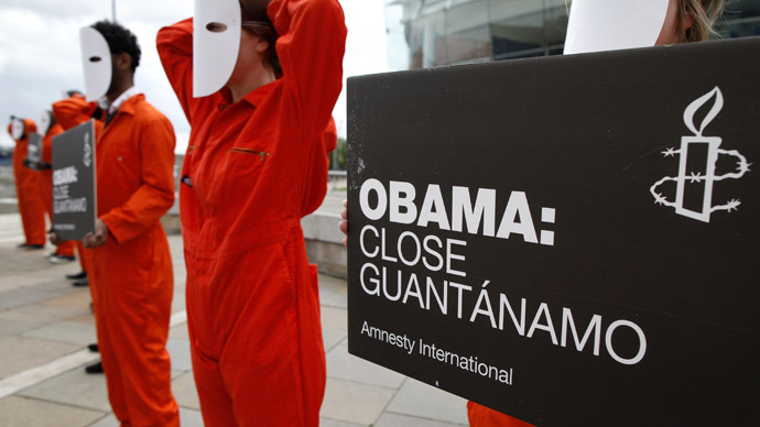 Public opinion vital for Gitmo prisoners to be released