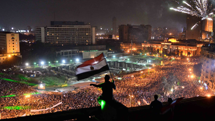 Tahrir turbulence: Washington & SCAF as obstacles to change in Egypt