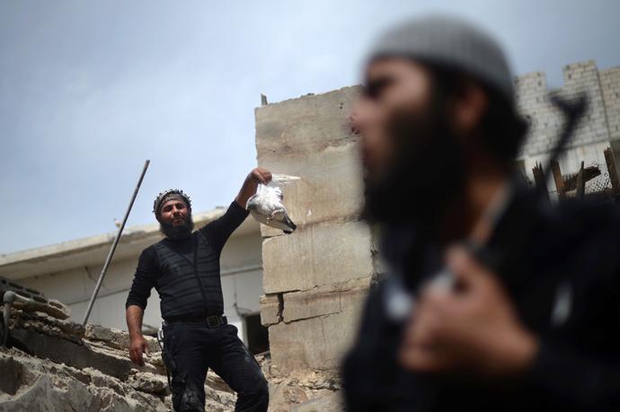 AFP Photo / Dimitar Dilkoff