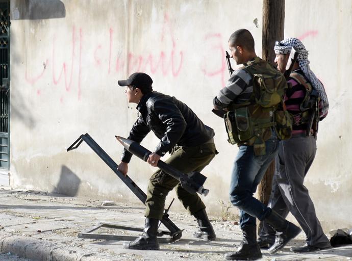 AFP Photo / Miguel Medina