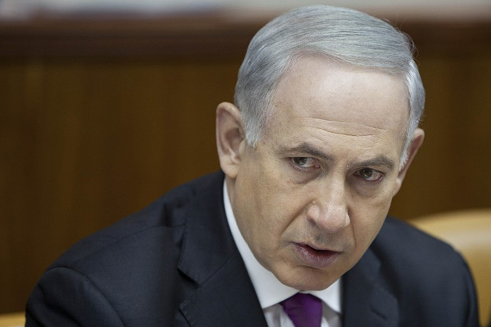 Israeli Prime Minister Benjamin Netanyahu (AFP Photo / Oded Balilty)