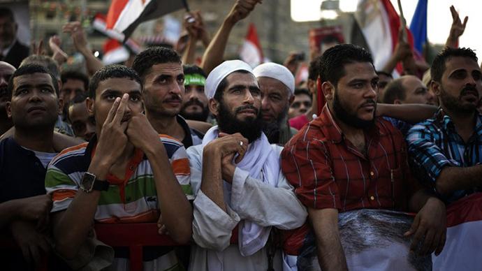 Saudis' unprecedented break with Washington over Egypt