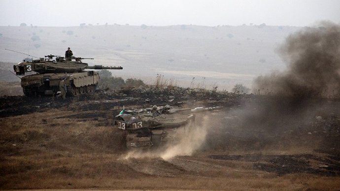 From Turkey with love: Another Israeli attack on Syria?