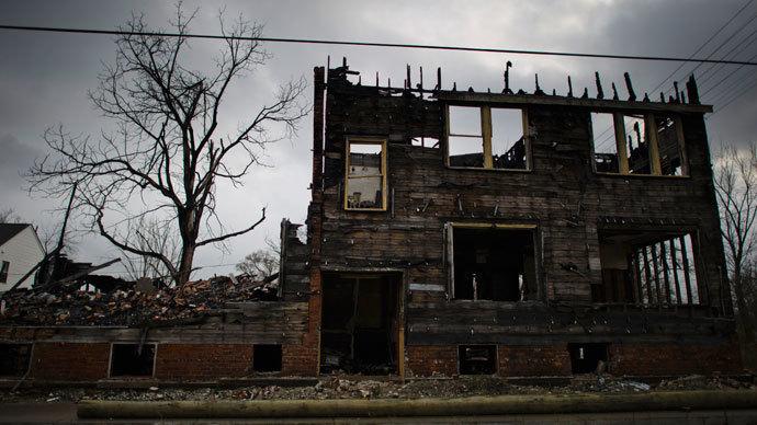 Motown: A broken record in the rust belt