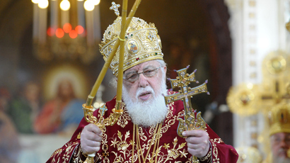 Patriarch of Georgia: Our church and people never cut ties with Russia