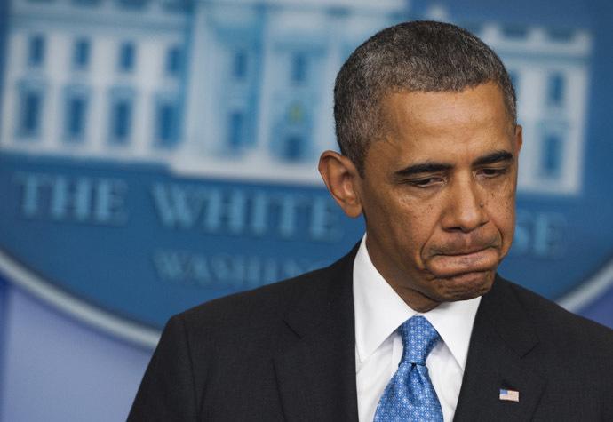 US President Barack Obama (AFP Photo/Saul Loeb)