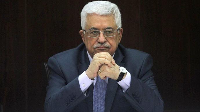 Palestinian president Mahmud Abbas (AFP Photo / Issam Romawi)