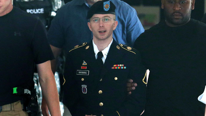 US system of information control is beginning to crack because of the Manning case