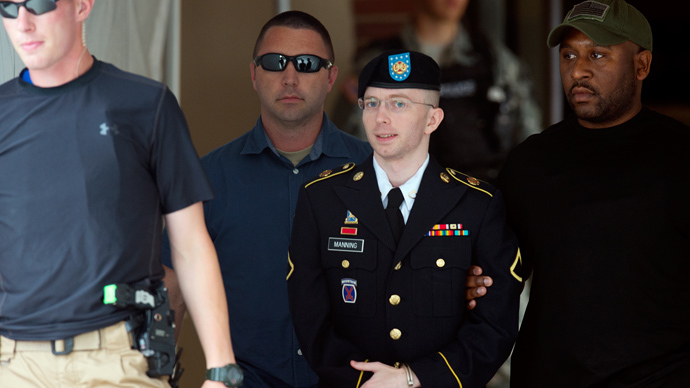 Nobody held accountable for crimes Manning revealed, except himself