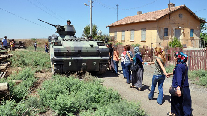 Turkey's support for Syrian rebels in Kurd killings may backfire