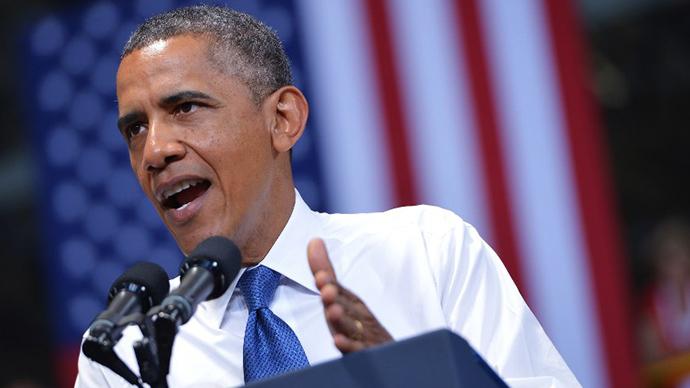 Obama to Putin: Do as I say, not as I do…