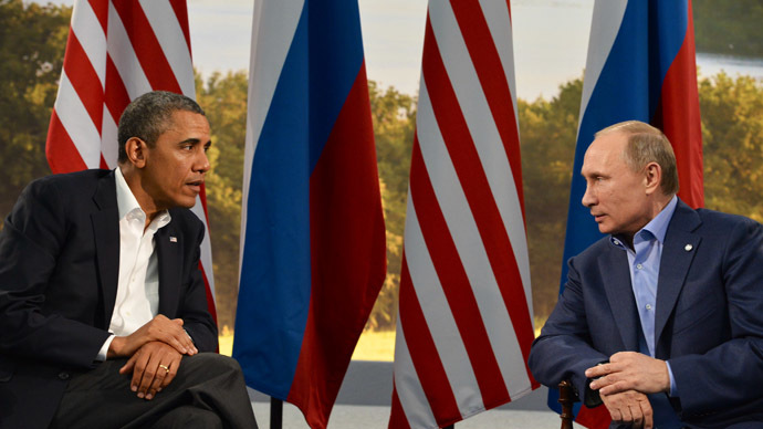 US is involved in 'Hot War' with Russia, fought by proxies