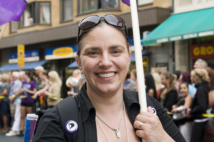 Anna Troberg (Photo by Michael Kazarnowicz)