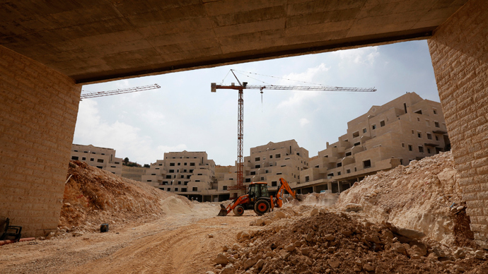 Expansion of Israeli settlements destroys basis for real peace with Palestine