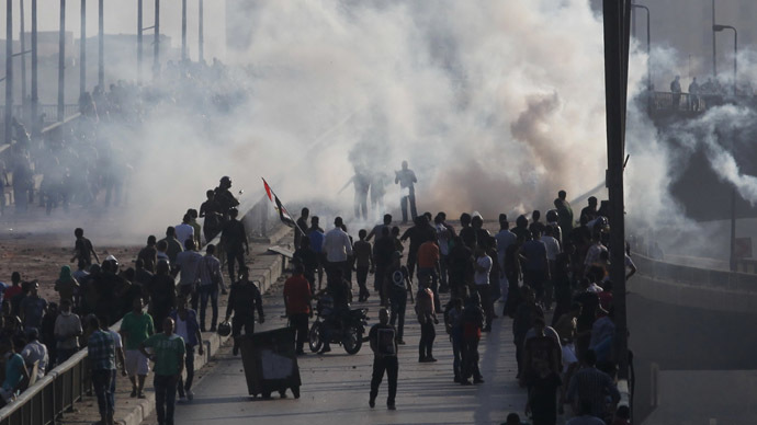 Egypt: Arab Spring turns to winter