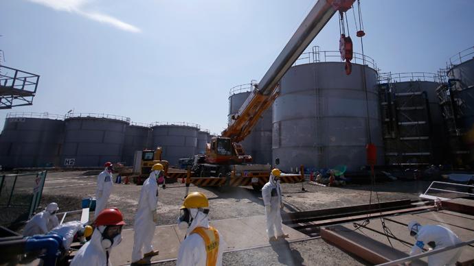 Worse than Chernobyl: The inner threat of Fukushima crisis