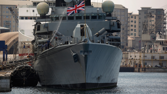 UK & Spain: Between a rock and a hard place on 'shady' Gibraltar