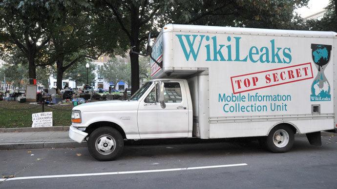 WikiLeaks: Govts attacks on media 'signalling rise of fascism in UK, US'