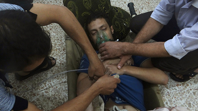 Syria gas attack story has whiff of Saudi war propaganda