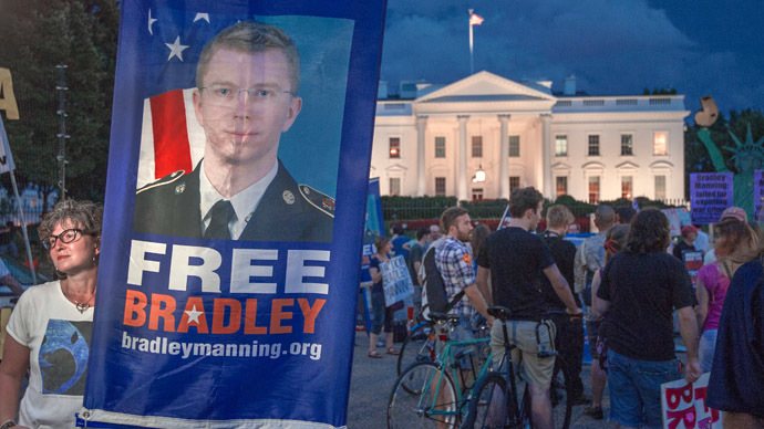 Manning verdict will only make whistleblowers 'more careful'